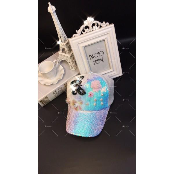Модерни дамски шапки с козирка от 4sales
